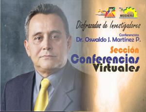 Conferencia Oswaldo Martínez