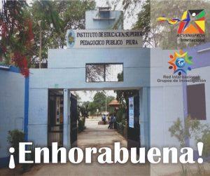 """Licenciamiento de la Escuela de Educación Superior Pedagógica Pública """"Piura"""""""